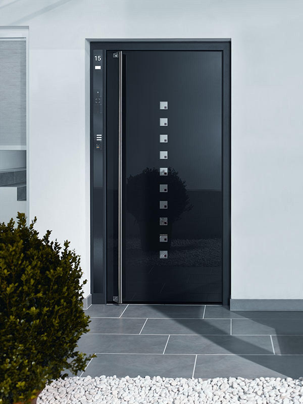 Vchodové dveře a jejich možnosti zabezpečení slide 6