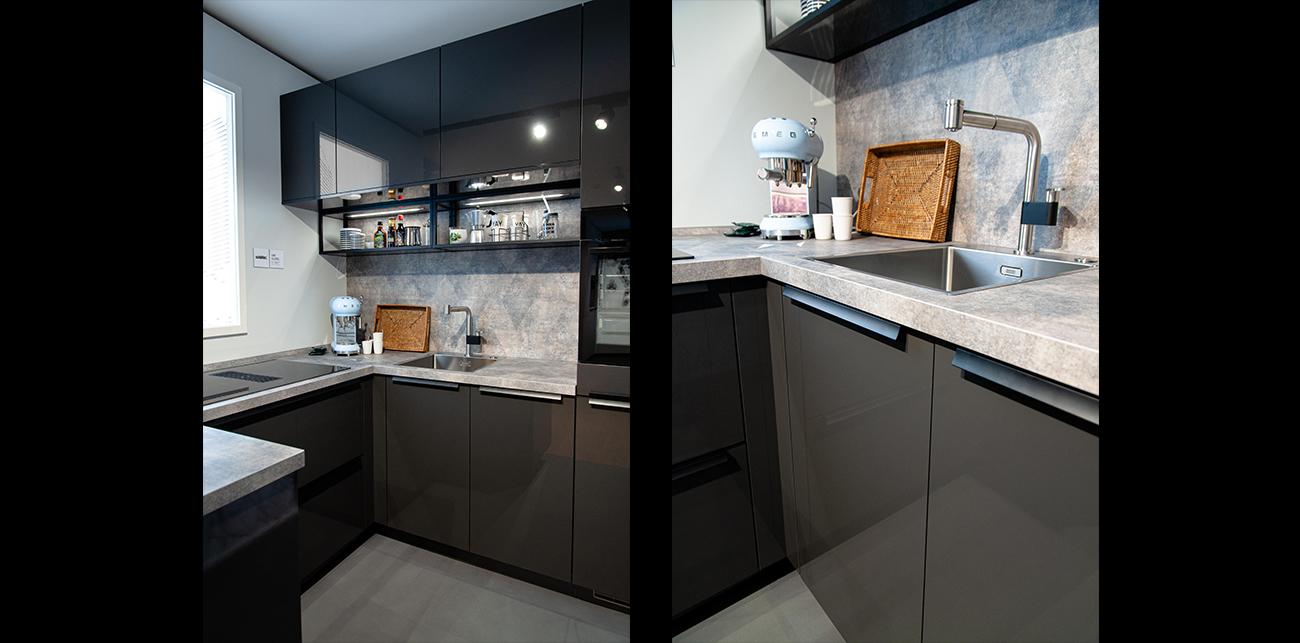 3 tipy pro řešení malé moderní kuchyně slide 11