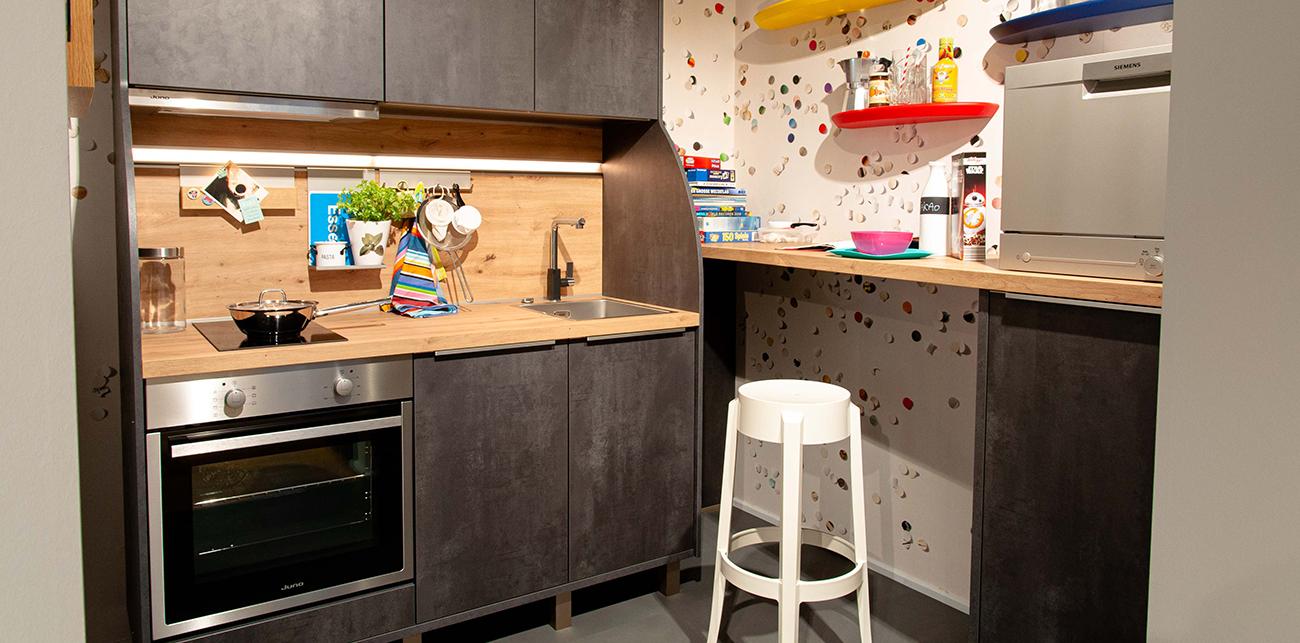 3 tipy pro řešení malé moderní kuchyně slide 12
