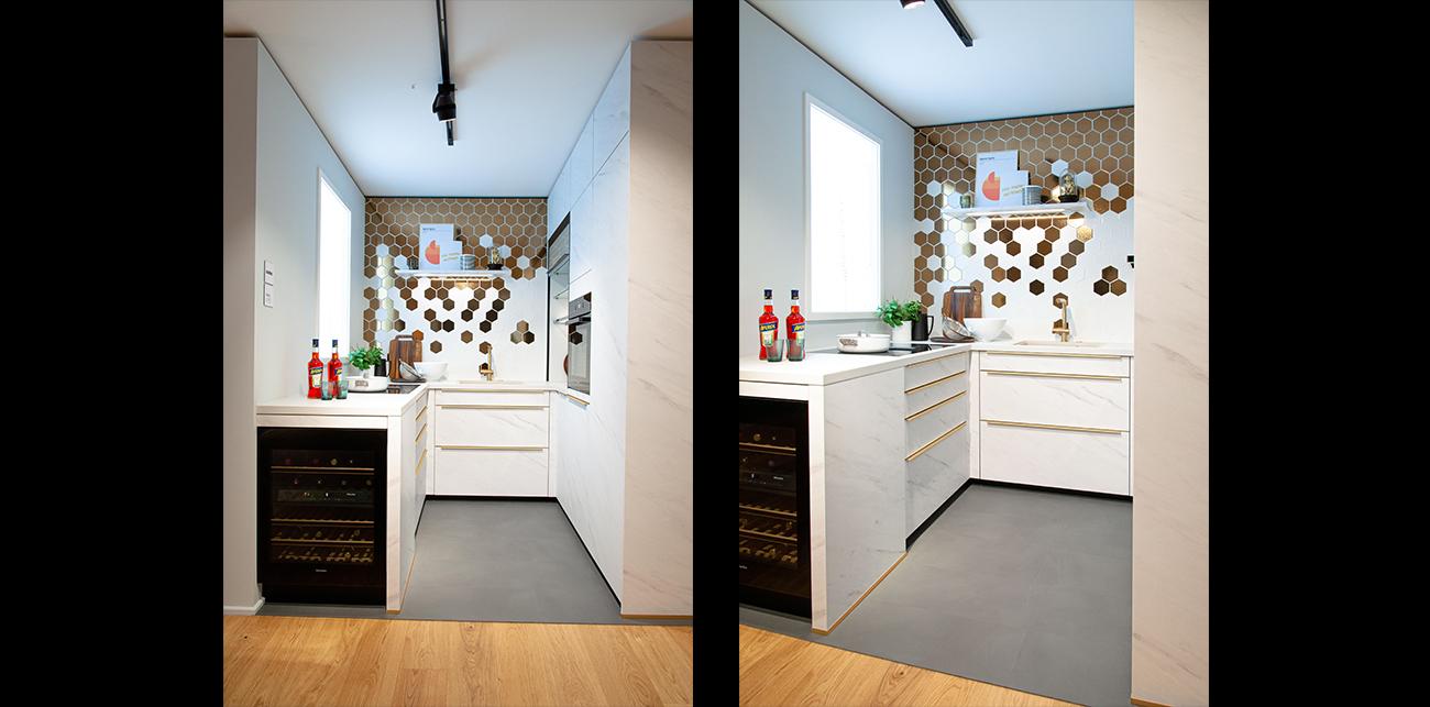 3 tipy pro řešení malé moderní kuchyně slide 14