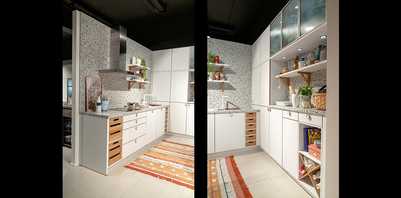 3 tipy pro řešení malé moderní kuchyně slide 18