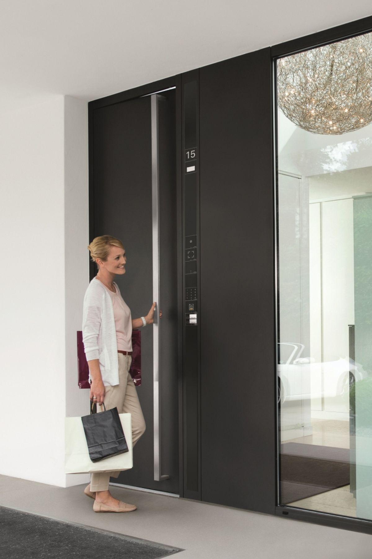 Vchodové dveře a jejich možnosti zabezpečení slide 5