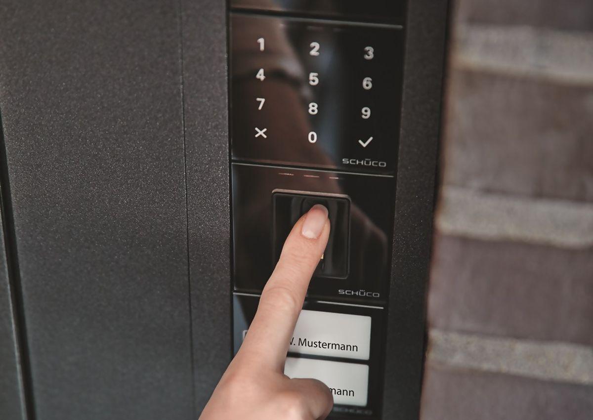 Vchodové dveře a jejich možnosti zabezpečení slide 7