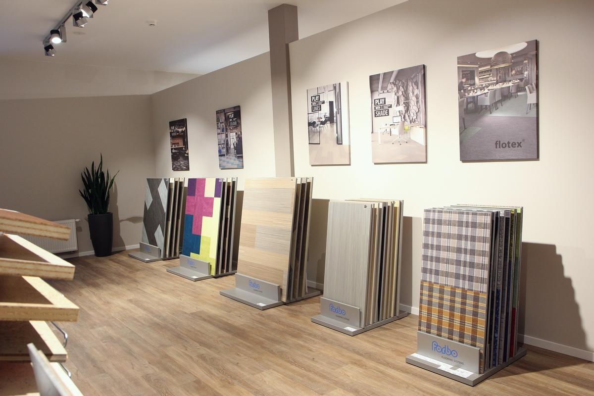 Supellex rozšiřuje svůj showroom slide 1