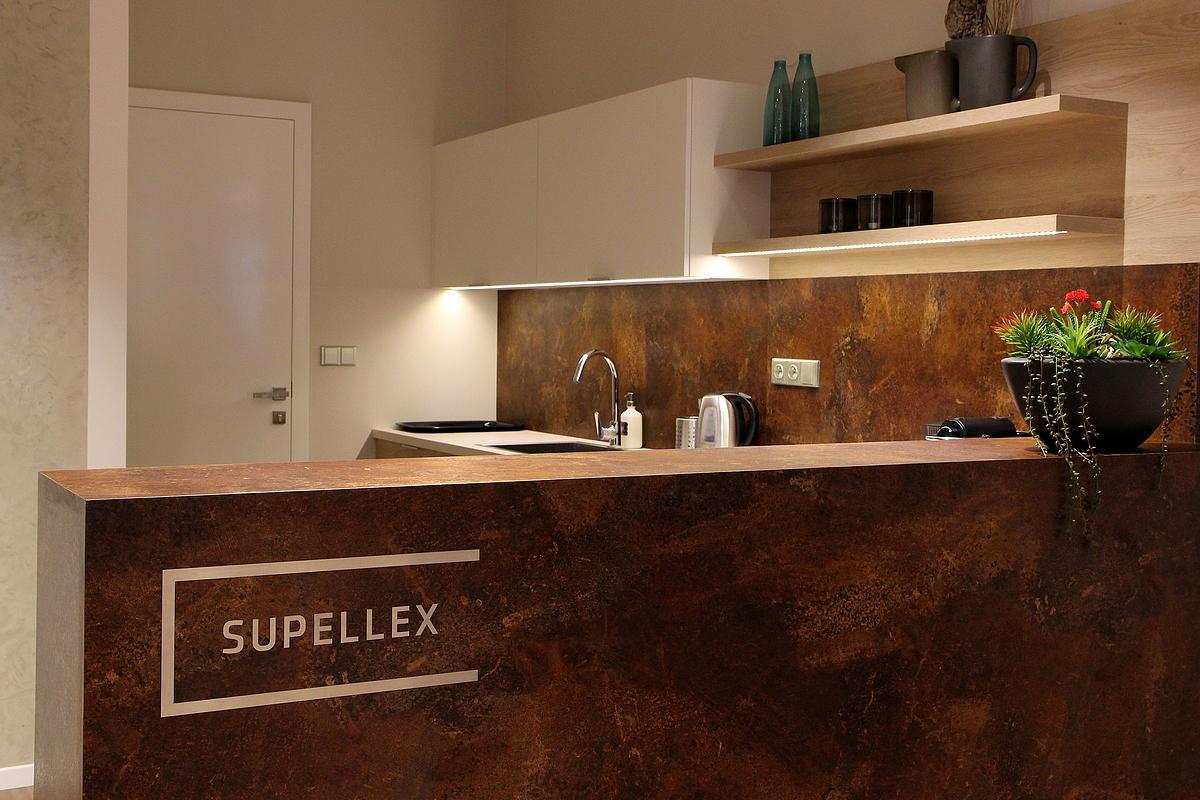 Supellex rozšiřuje svůj showroom slide 4