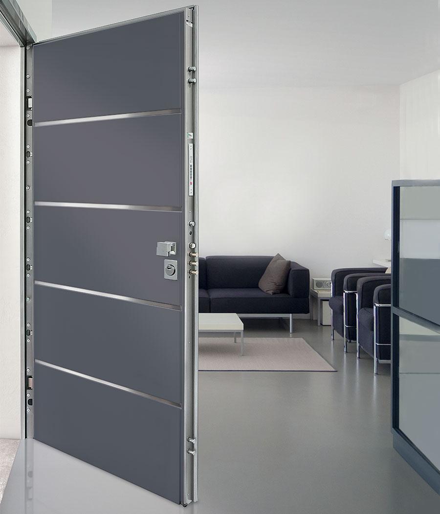 Vchodové dveře a jejich možnosti zabezpečení slide 13
