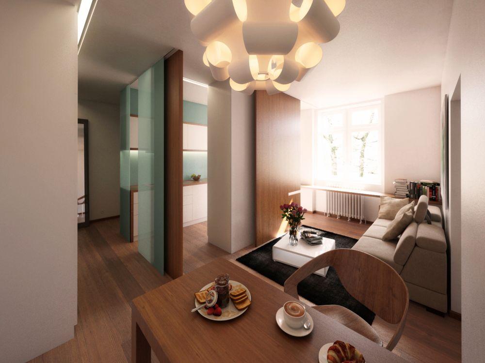 Trend malých bytů slide 1