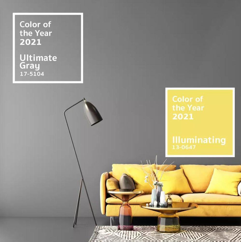 Trendy barvy roku 2021 pro váš domov slide 12