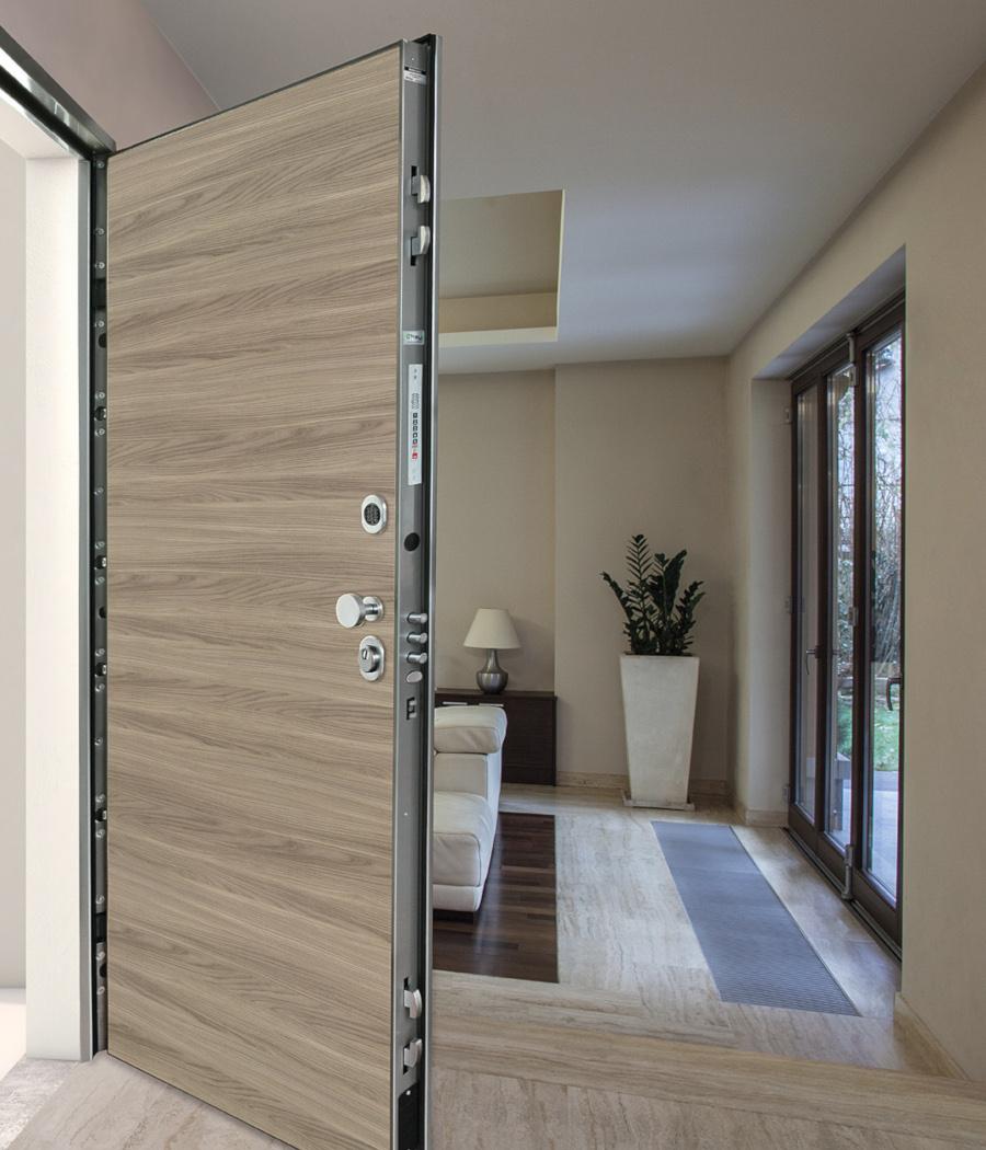Vchodové dveře a jejich možnosti zabezpečení slide 14