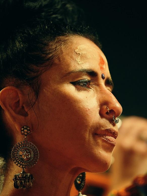 Tváře Indie slide 1