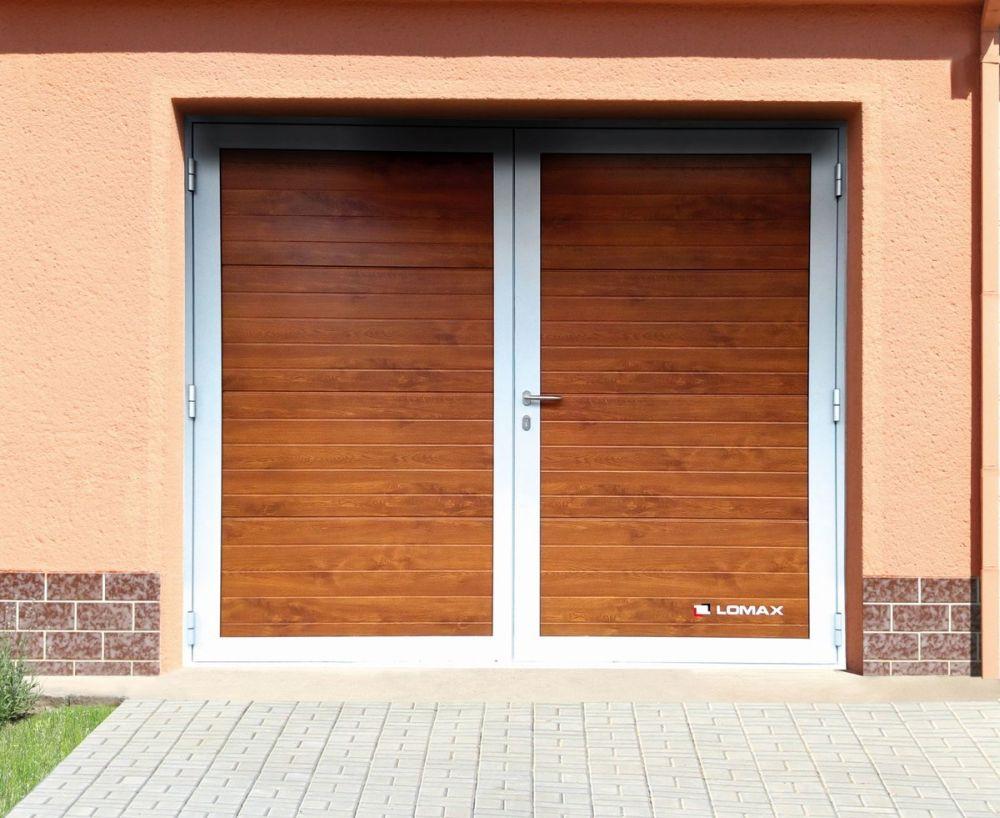 Garážová vrata a jarní úklid. Na co nezapomenout? slide 1