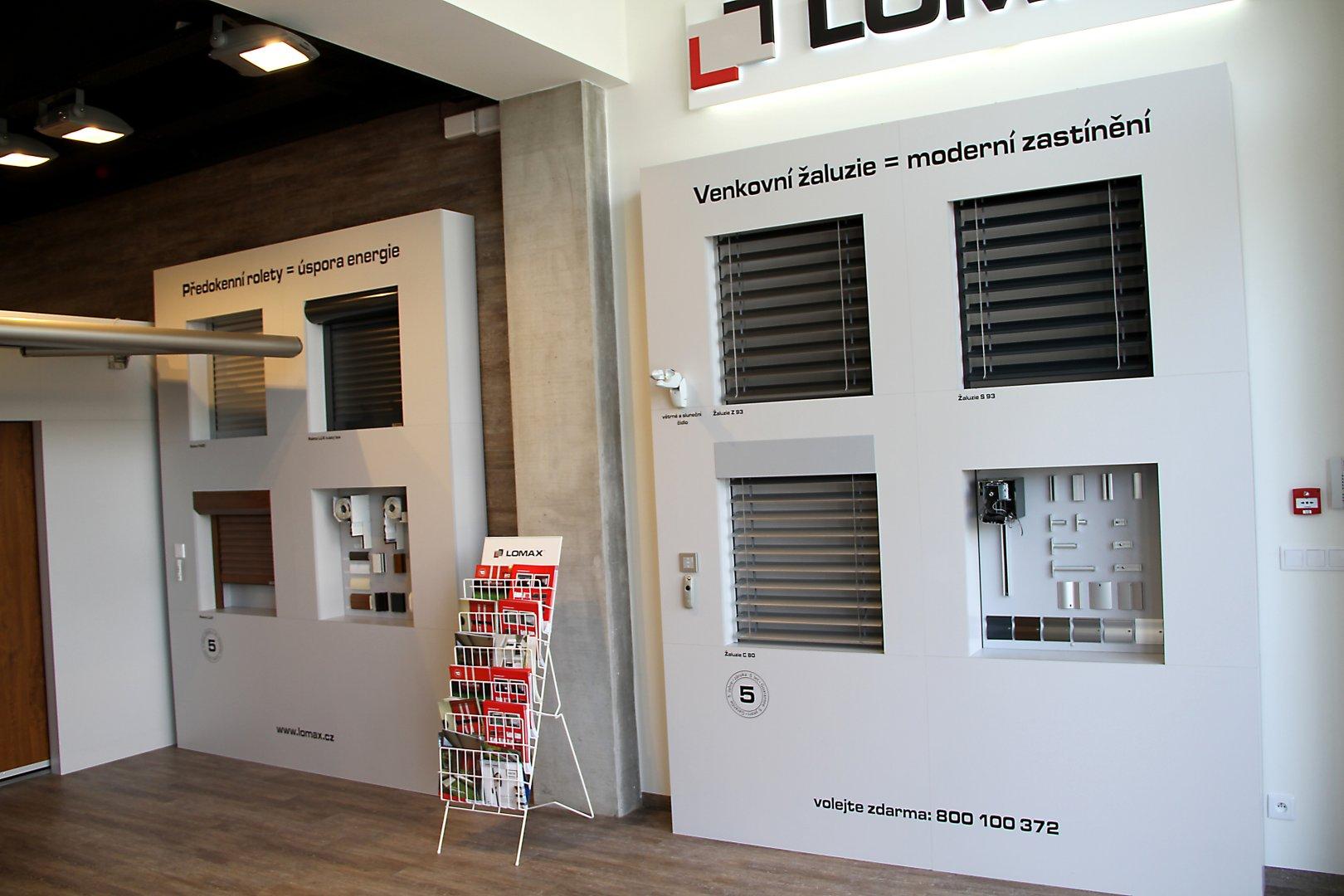 Vchodové hliníkové dveře LOMAX Aktiv 77 slide 2