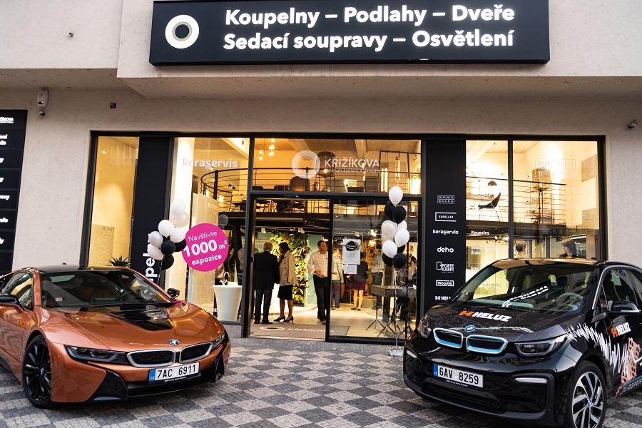Centrum Křižíkova slavnostně otevřeno! slide 17