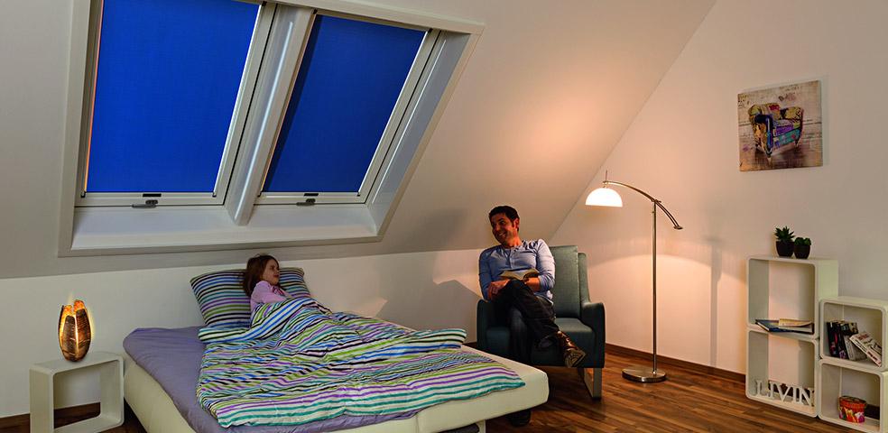 Jak si poradit se stíněním střešních oken? slide 25