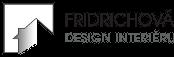 Logo Fridrichová - Design Interiéru