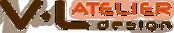 VL Atelier design logo