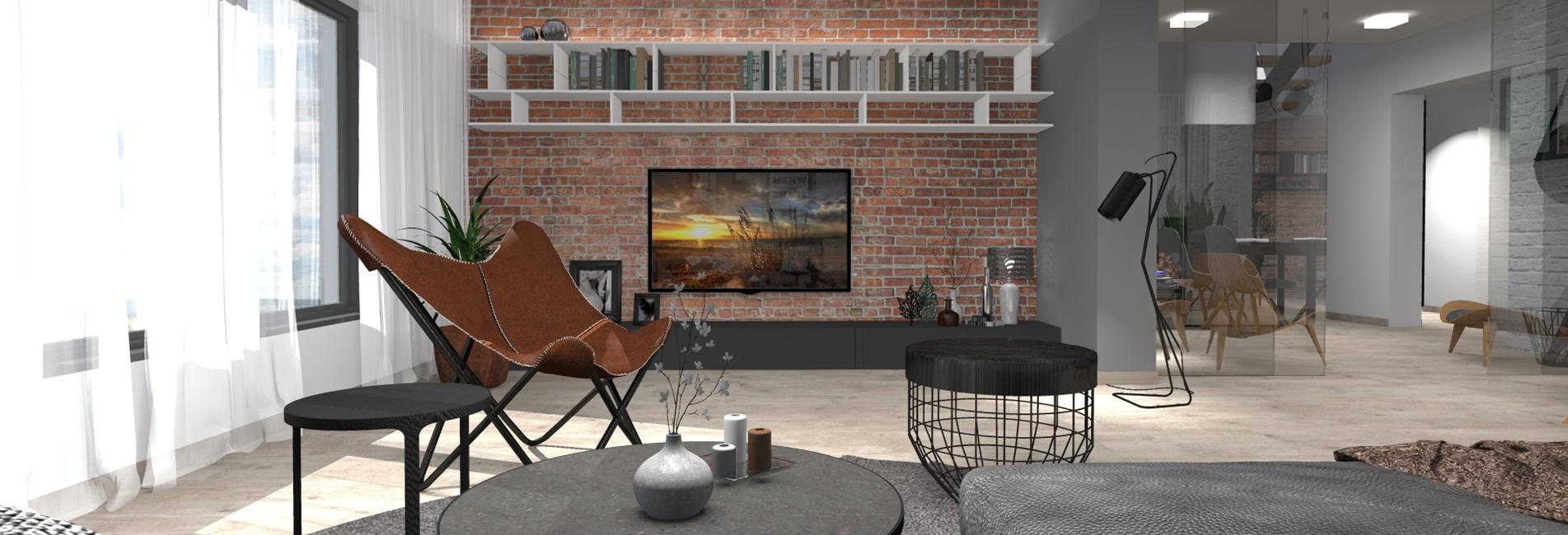 Návrhy interiérů a projekty