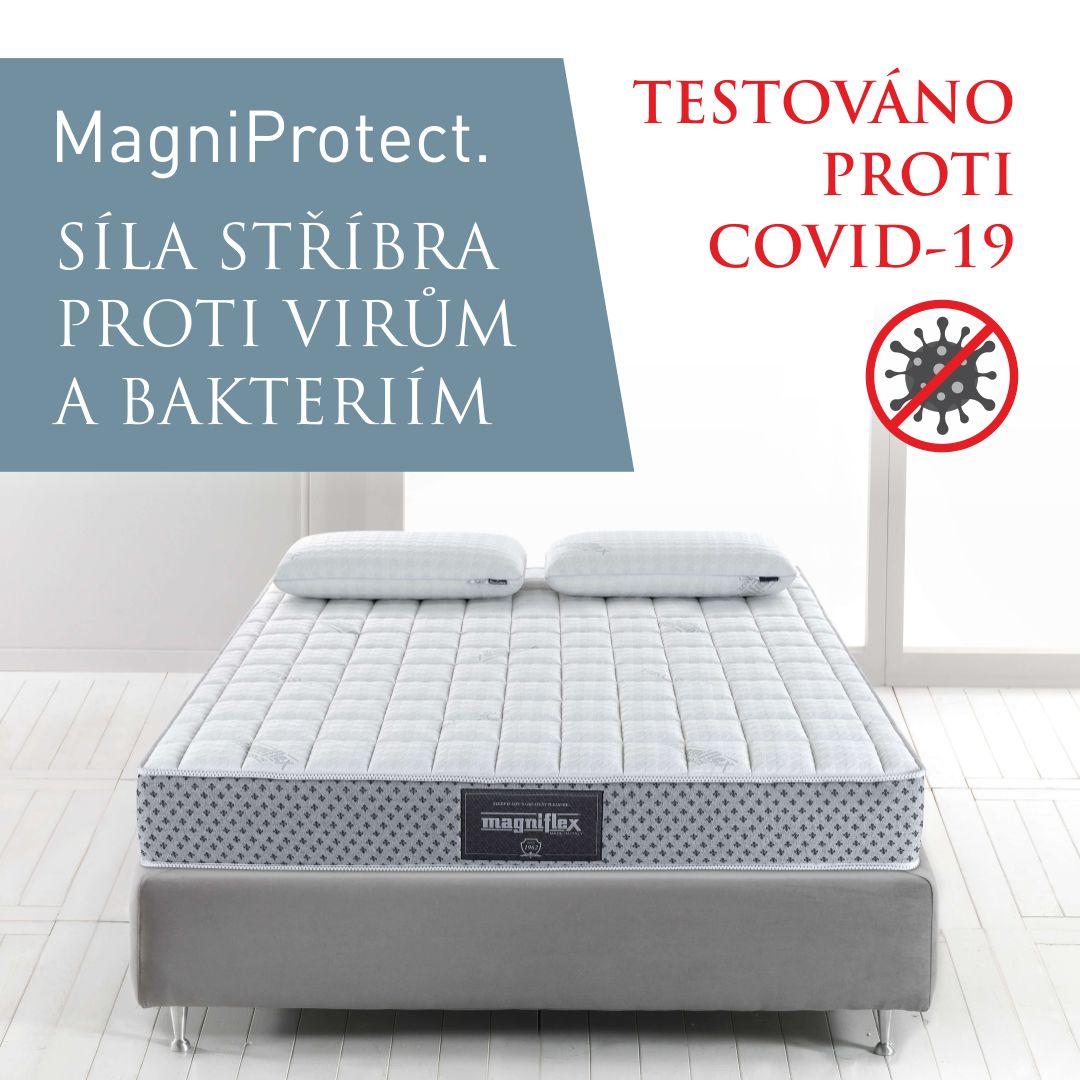 Matrace proti virům a bakteriím MagniProtect