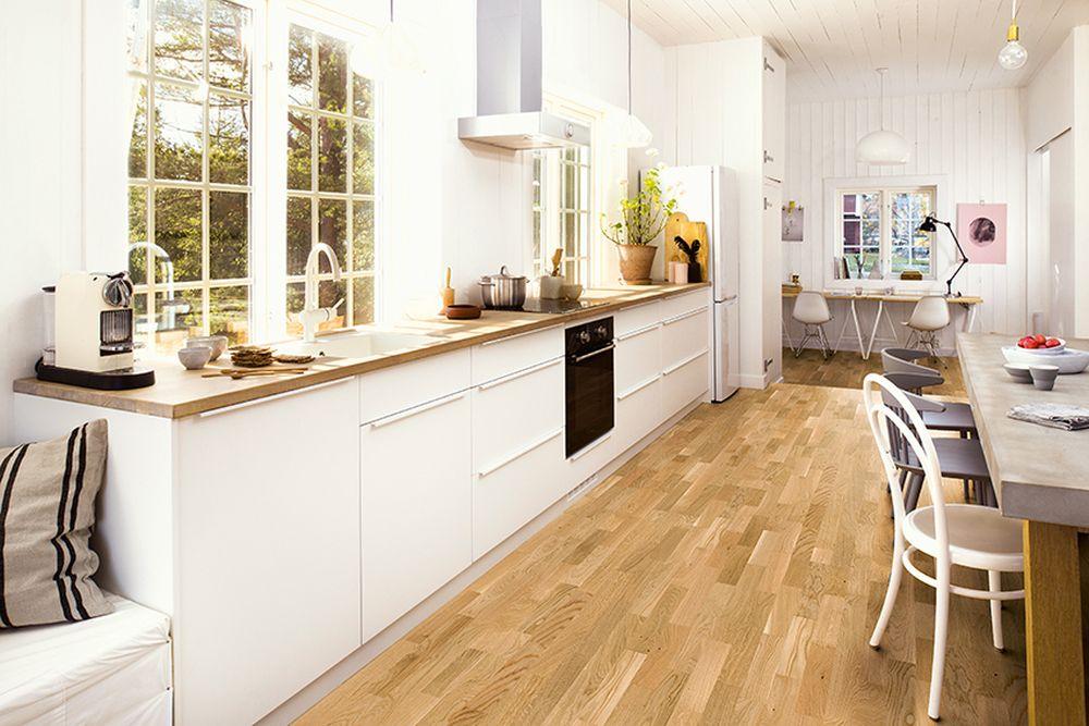 Dřevěná podlaha - Supellex