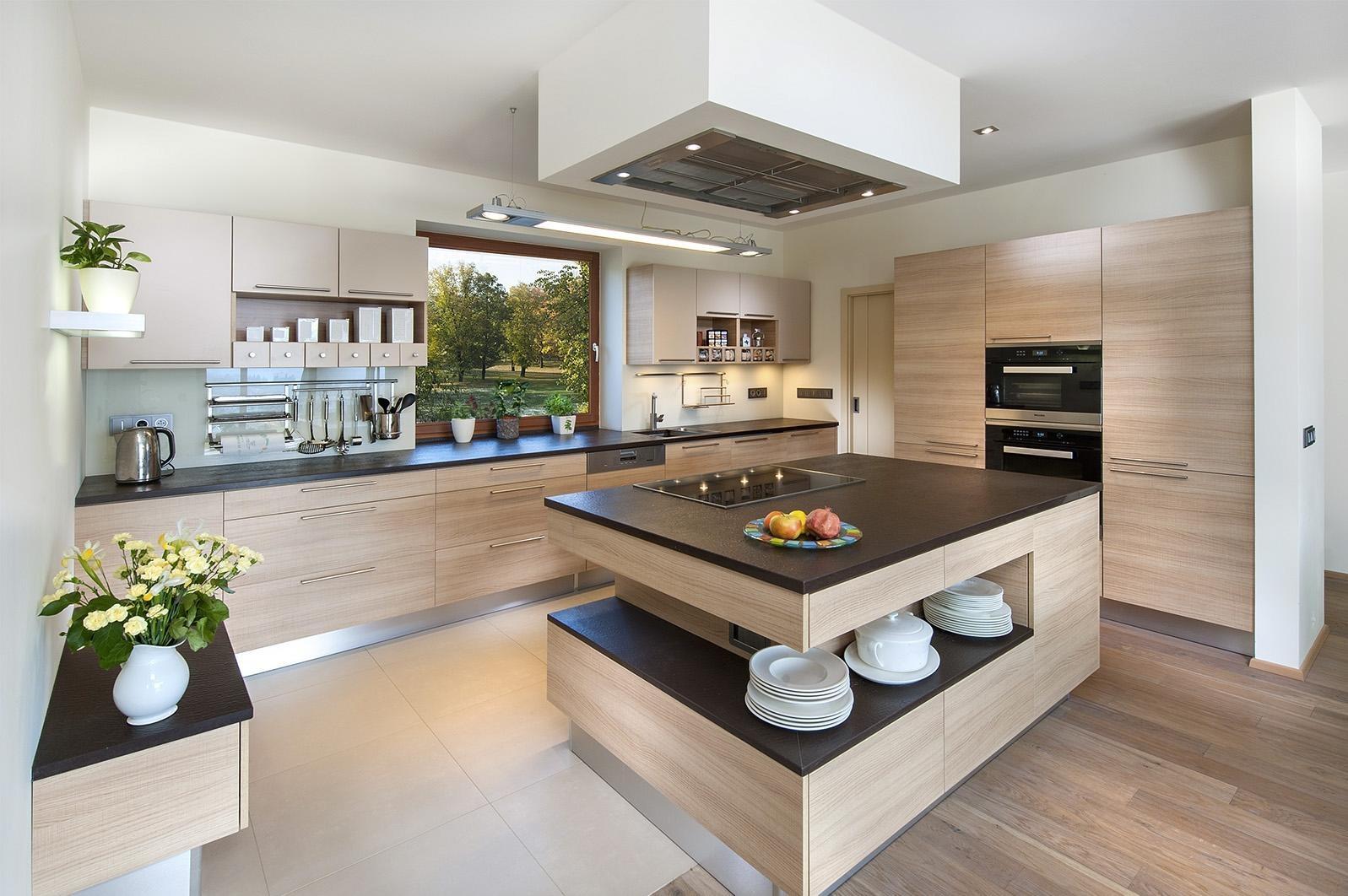 Kuchyňská deska Granit Nero Anticato 2