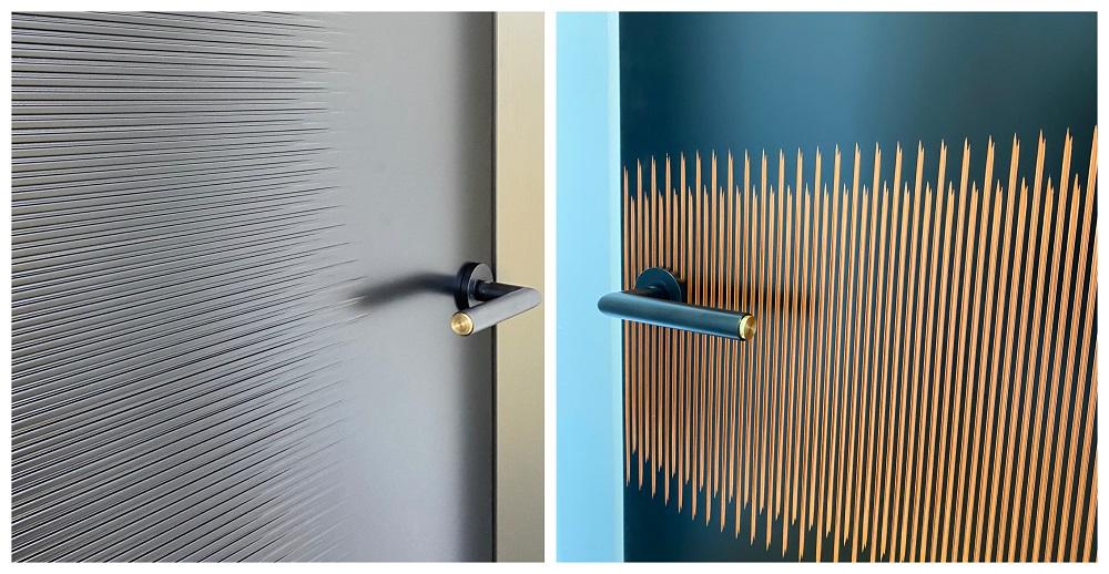 3D design interiérových dveří
