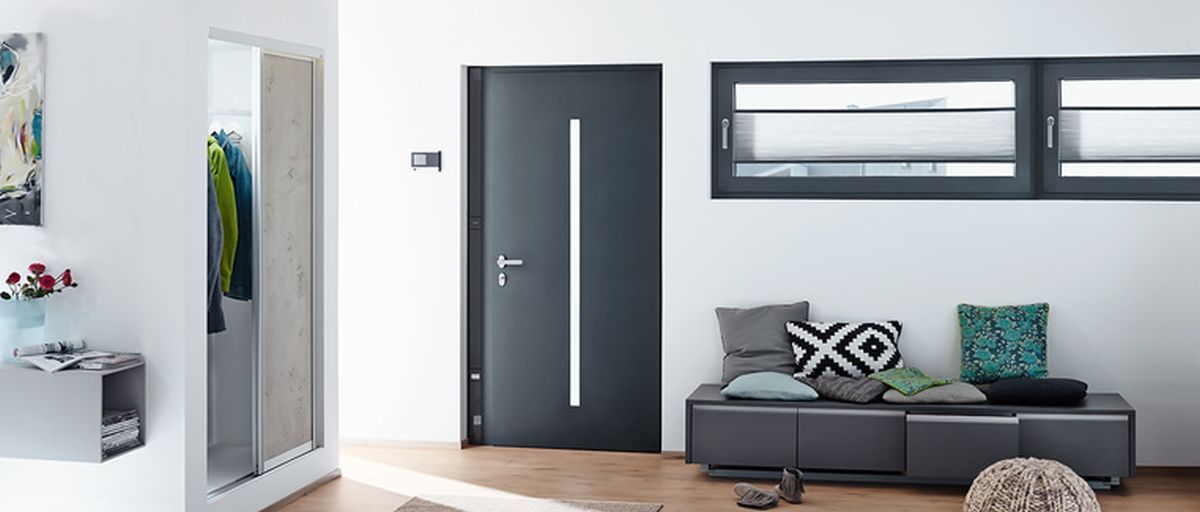 Dveře Schüco interiér