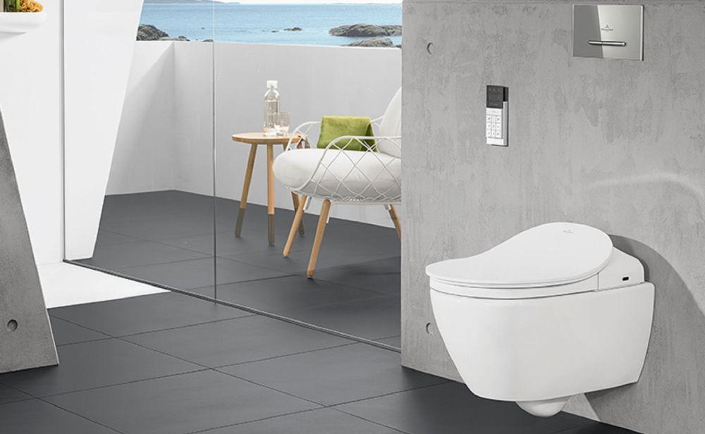 Bidetové sedátko do malé koupelny